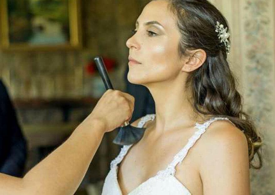 Sé tu misma en tu gran día con maquillaje natural de PoliCo Workshop Studio