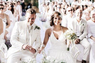 El regalo más maravilloso: la boda de Noelia y Javi