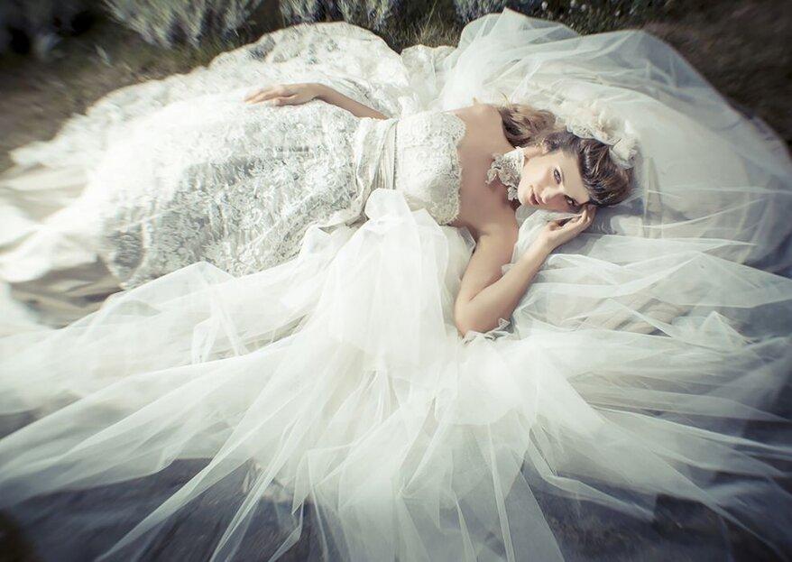 Come abbinare il make up all'abito da sposa (e viceversa): le dritte dell'esperta