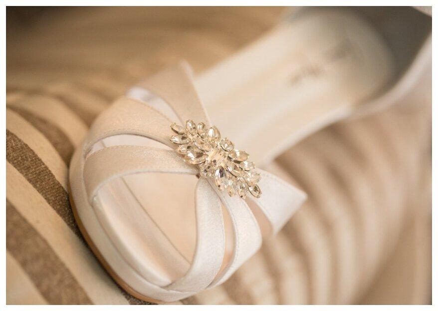Gaetana Morato Noiva Atelier: tudo para que você esteja deslumbrante da cabeça aos pés com os sapatos confortáveis!