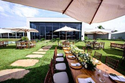 Casamento ao ar livre em BH: 11 lugares LINDOS de viver!