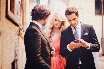 8 estrategias para que levantes en una boda a la que has sido invitada