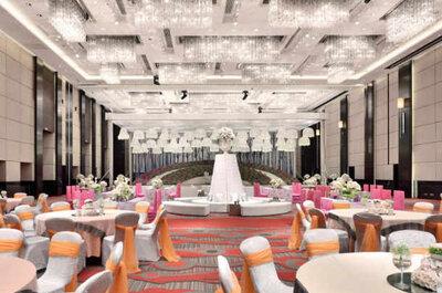 Top 10 wedding hotels in Pune