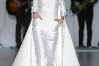 Colección vestidos de novia Isabel Zapardiez 2014