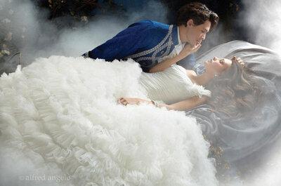 Vestidos de novia 2013 inspirados en las princesas de Disney