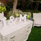 Decoración de boda al aire libre 2017
