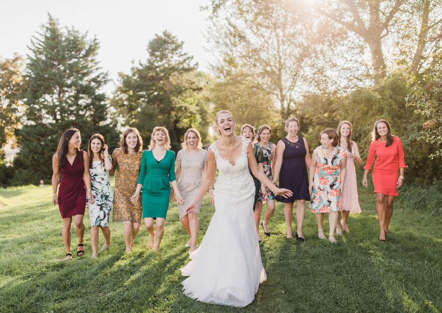 Gieren op jouw trouwdag: dit zijn de 10 leukste bruiloft spellen!
