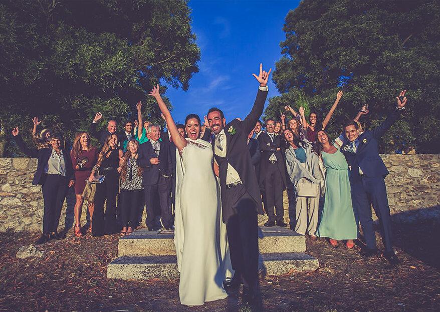 9 pessoas que NÃO tem de convidar para o seu casamento!