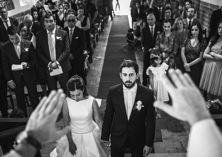 Cuidado! Há datas em 2019 que é melhor nem cogitar para o seu casamento