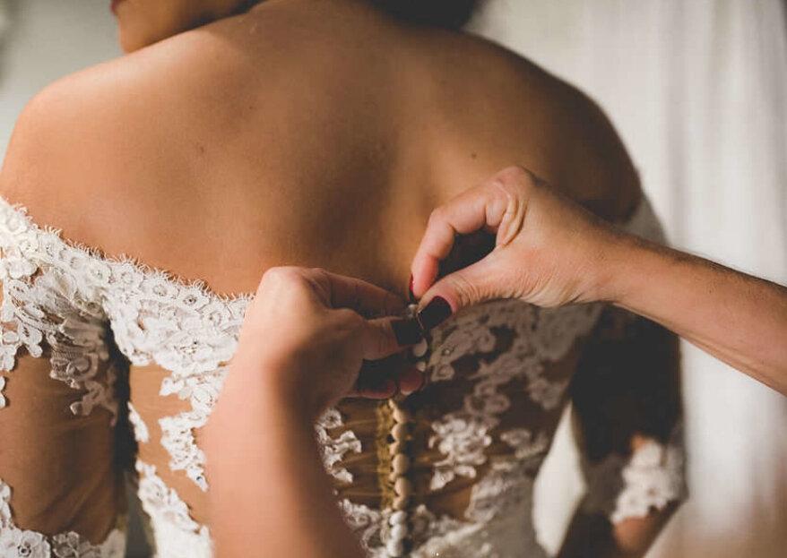 Com um assessor de casamentos estas 8 coisas não serão deixadas de fora em seu grande dia!