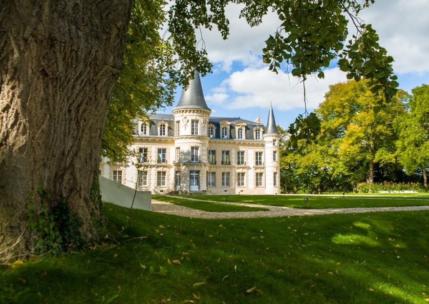 Vivez un véritable conte de fée en lui disant « oui » au Château d'Hardricourt