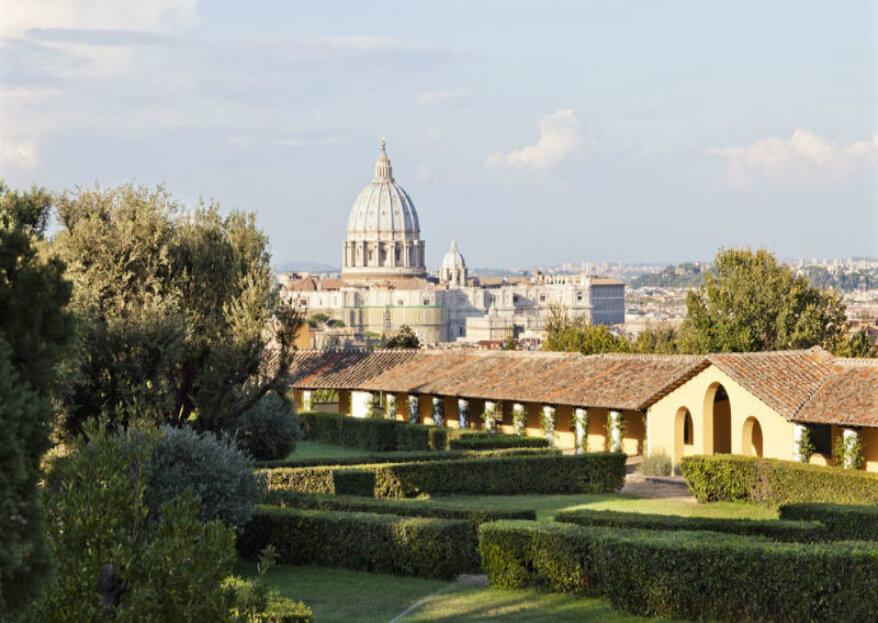 Villa Piccolomini: eleganza e prestigio nella location nel centro di Roma