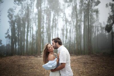 Joana & Miguel: um amor onde a cumplicidade impera