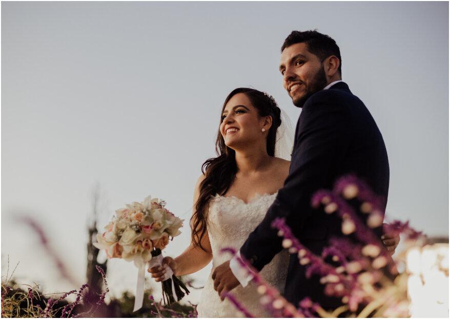 Las flores preferidas de las novias colombianas: ¿cuáles son las tuyas?