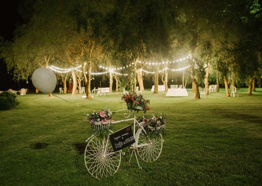 7 coisas que não podem faltar nos casamentos realizados durante a primavera!