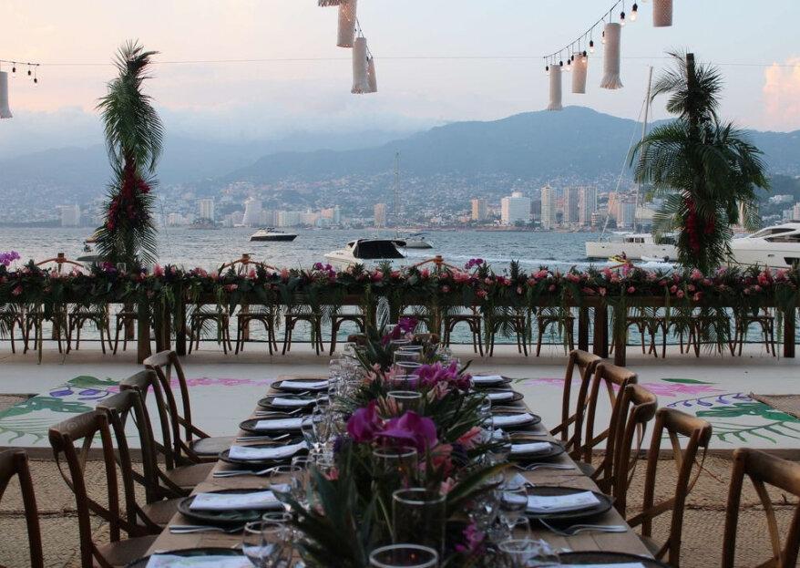 Los elementos que personalizarán tu boda: ¡toma nota de estas propuestas!