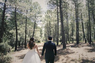 Cómo organizar una boda ecológica en 6 pasos