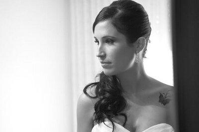 La importancia de un buen maquillaje de novia