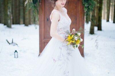 Marry X-mas am Hochzeitstag! So heiraten Sie romantisch in der Weihnachtszeit