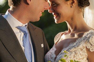 Un amor de los de toda la vida: la boda de María Jesús y Ramón