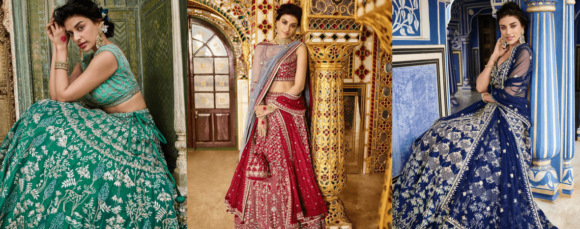 Anita Dongre's Ranthambore'18 Collection Is For The Dynamic Indian Bride!