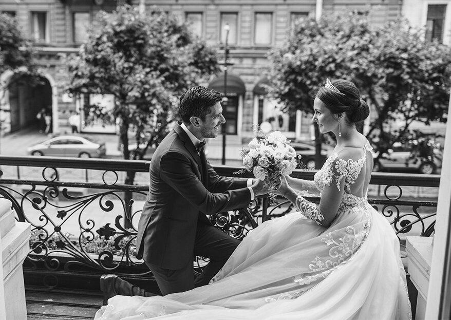 На границе трех миров: свадьба Анастасии и Дийого