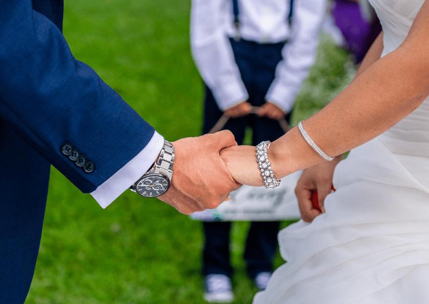 NMD Fotografía y su reportaje de boda con unos claros protagonistas: los novios