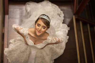 Como escolher os acessórios para noivas: Carol Hungria responde!