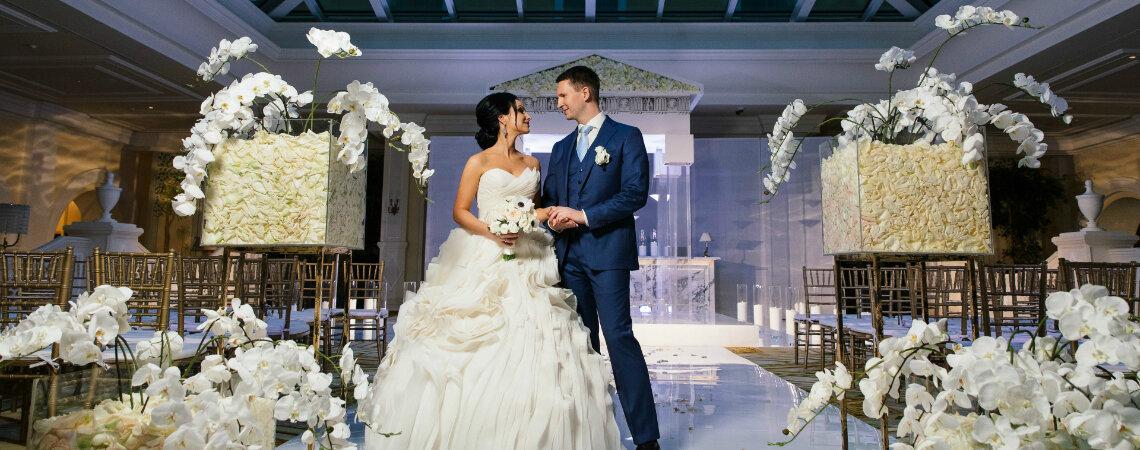 Право на счастье: свадьба Кирилла и Юлии