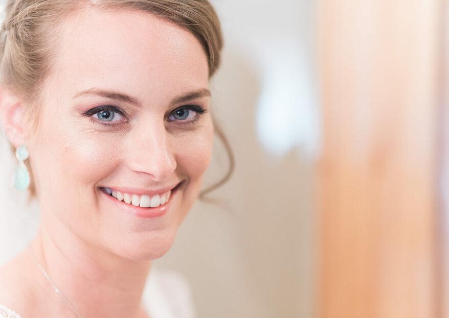 Makeup artists de Braga: arrase no dia do seu casamento!