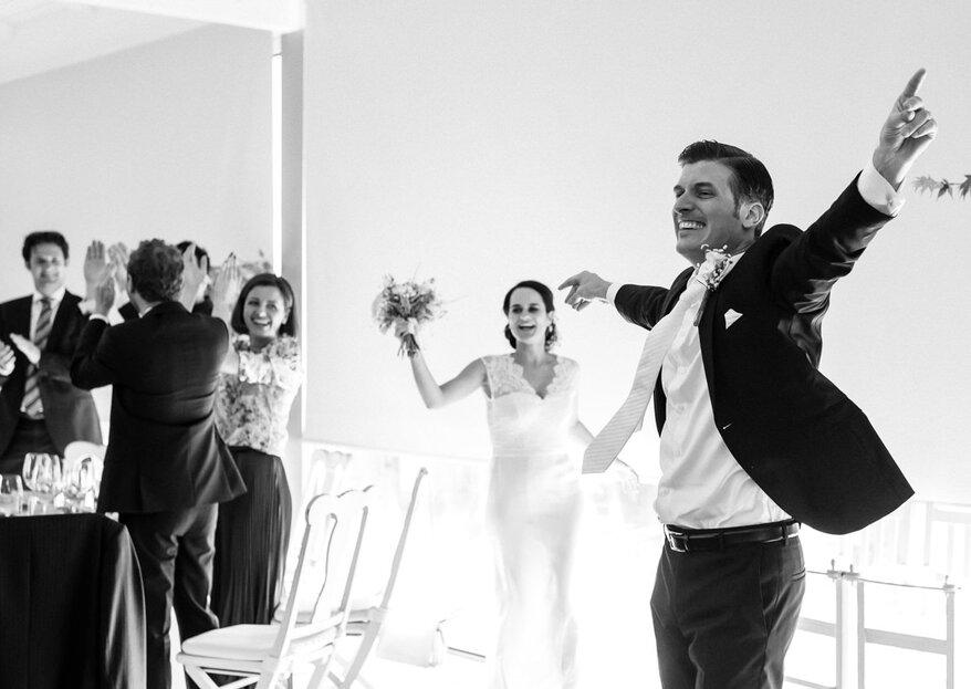 As melhores músicas para a receção dos noivos: as opções com mais ritmo e paixão!