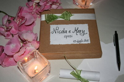 Il fascino della scrittura calligrafica per il tuo matrimonio