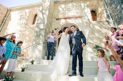 Emilie et Benoit : un sublime mariage personnalisé, avec des surprises pour les invités !