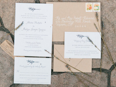 How to address formal wedding invitations by Style Me Pretty