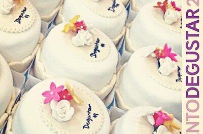 Evento Degustar 2014: antecipe as tendências de catering e decoração para casamentos