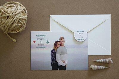 Como endereçar o convite de casamento de forma correcta?