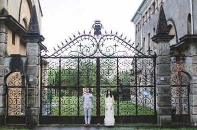 Il giardino segreto dell'amore di Marco e Giulia