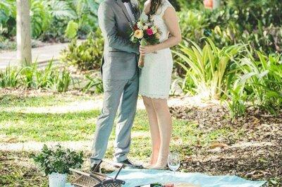 ¡5 motivos para decidirse por una boda tipo picnic o al aire libre!