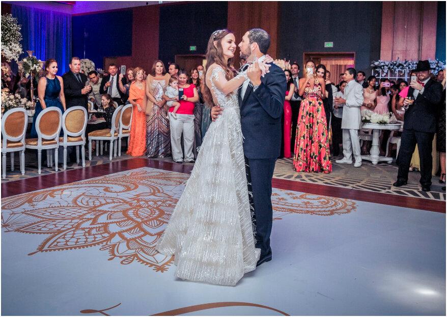 ¿Le temes al primer baile de bodas? 5 consejos para vencer el miedo