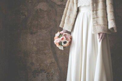 I 5 accessori tradizionali in ogni abito da sposa e il loro perché
