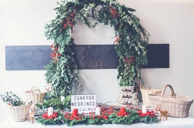 All I want for Christmas is... MARRY YOU! In arrivo il secondo Wedding Breakfast by Zankyou