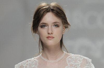 Maquiagem para noivas:  As 5 tendências TOP com naturalidade e ousadia!