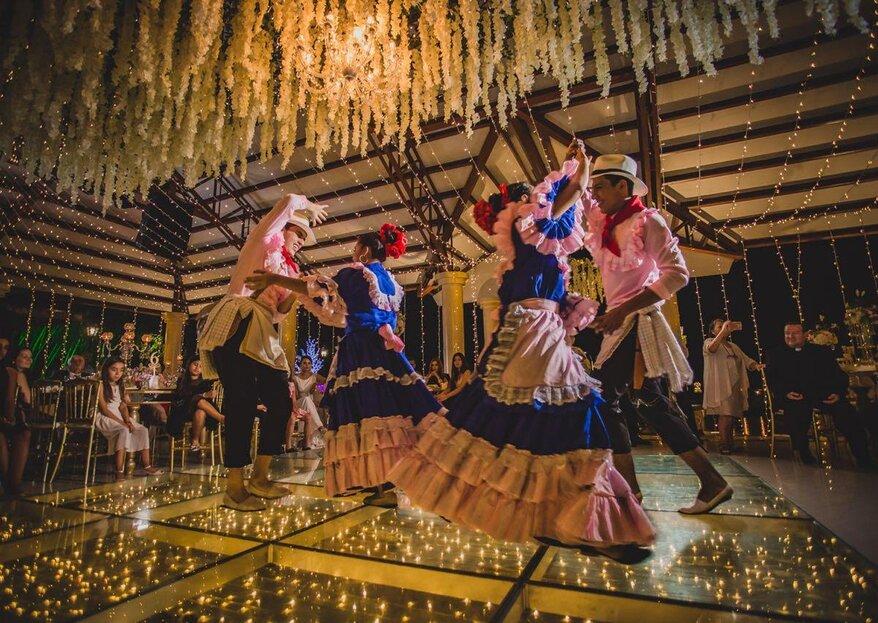 Carnavales de Fantasía es la magia de la perfección para tu celebración