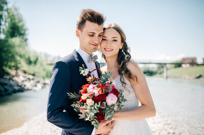 Alex & Florian: Romantisches Sommermärchen im Grünen