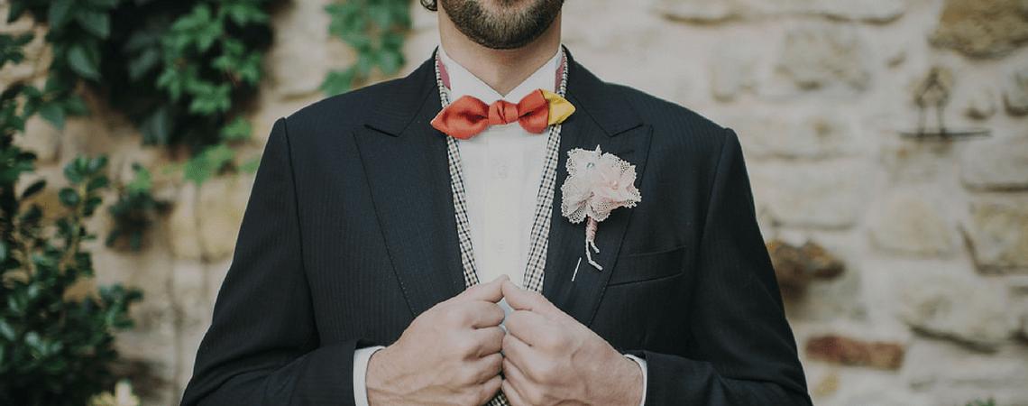 ¿Cómo elegir los complementos del novio? ¡Lucirá de lo más estilo gracias a estos accesorios!