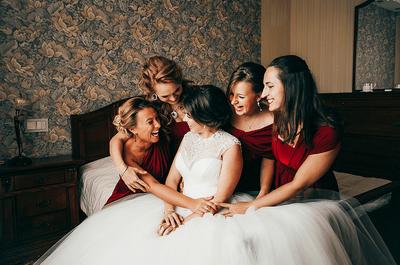 23 вопроса, которые НЕЛЬЗЯ задавать невестам перед свадьбой