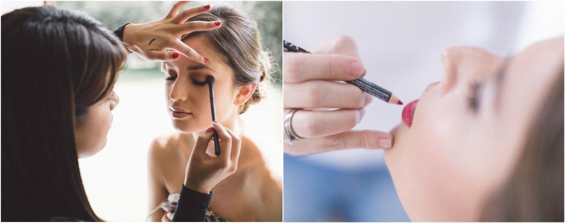 ¿Cómo elegir el maquillaje perfecto para tu boda? ¡Las claves están aquí!