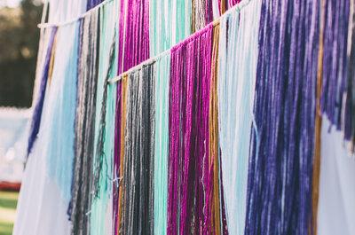 Выбрать цветовую гамму свадьбы: 10 советов от Zankyou
