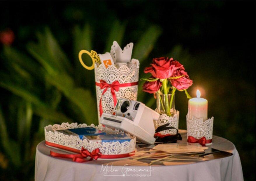 Cuore, passione e creatività gli ingredienti di Silvia Amantini per creare matrimoni indimenticabili