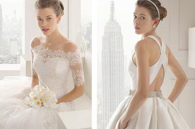 Foncez chez Rosa Clará au Printemps Haussmann les 21 et 22 mai et profitez de réductions jusqu'à -70% sur votre robe de mariée